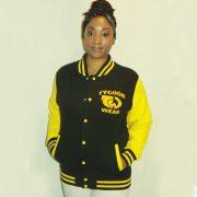Ladies Varsity Letterman Jacket (Style No. TWLJ-05)